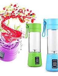 abordables -Mixeur / Juicer Mini / Portable / Adorable Plastique et métal / Acier inoxydable / ABS Presse-agrumes / Mixeur 40 W Appareil de cuisine