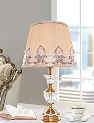 Недорогие -Традиционный / классический Декоративная Настольная лампа Назначение Гостиная / Спальня Металл 220-240Вольт