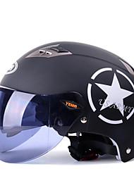 Недорогие -YEMA 329 Каска Взрослые Универсальные Мотоциклистам Защита от удара / Защита от ультрафиолета / Защита от ветра