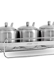 baratos -Utensílios de cozinha Aço Inoxidável Rapidez / Novo Design / Ferramentas Utensílios de Especialidade / Ferramentas Uso Diário / Para utensílios de cozinha 1pç