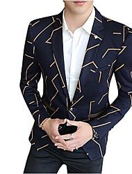 cheap -Men's Basic Suits - Striped