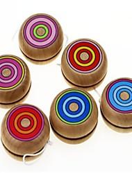 Недорогие -Йойо Спортивные товары Для школы Подростки Средний уровень Мальчики Девочки Игрушки Подарок