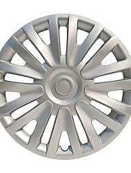 Недорогие -1 шт. Крышка ступицы 14 inch Мода пластик / Металл Колпаки на колеса Назначение Универсальный Дженерал Моторс Все года