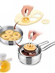 Недорогие -пончики формы торт плесень десерты хлебопекарня производитель выпечки выпечки пресс-формы инструменты украшения
