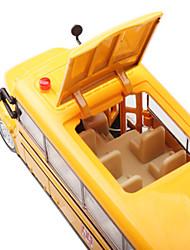 Недорогие -Игрушечные машинки Автобус Транспорт Вид на город Cool утонченный Металл Для подростков Все Мальчики Девочки Игрушки Подарок 1 pcs