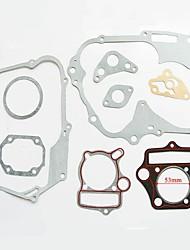 Недорогие -горизонтальный 110cc мотоцикл грязи ямы велосипед ATV прокладка двигателя ремонтные комплекты прокладка двигателя