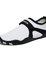 Недорогие -Муж. Сетка Весна лето Удобная обувь Спортивная обувь Для плавания Белый / Черный / Лиловый