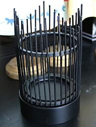 economico -Stile semplice Ferro Portacandele Candelabro 1pc, Candela / portacandele