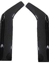 economico -2pcs Auto Antiurto Normale Tipo di fibbia For Paraurti posteriore auto For Universali Tutti gli anni
