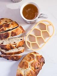 baratos -Pão alemão rolo kaiser linha selo cortador molde pão molde de gravação