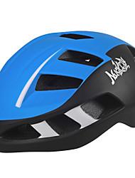 Недорогие -Nuckily Взрослые Велошлем с защитной маской 16 Вентиляционные клапаны Ударопрочный Вентиляция прибыль на акцию ПК Виды спорта На открытом воздухе Велосипедный спорт / Велоспорт Велоспорт -