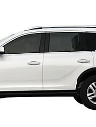 Недорогие -Черный Автомобильные наклейки Деловые Высокое Соотношение (Передача 0-20%) Автомобильная пленка