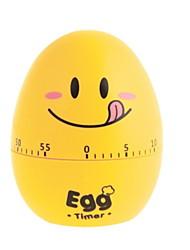 baratos -Utensílios de cozinha ABS Simples Temporizador de Ovo Uso Diário 1pç