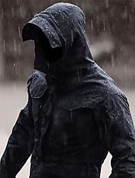 Недорогие -Муж. Куртка для туризма и прогулок / Ветровка для туризма и прогулок На открытом воздухе Дожденепроницаемый, Воздухопроницаемость, Пригодно для носки Жакет Водостойкий