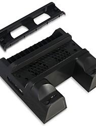Недорогие -DOBE Беспроводное Зарядное устройство / Воротник-стойка / Вентиляторы   Назначение PS4 / PS4 Тонкий / PS4 Prop ,  Зарядное устройство / Воротник-стойка / Вентиляторы   ABS 1 pcs Ед. изм
