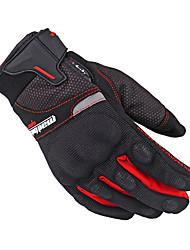 abordables -Madbike Dedos completos Unisex Guantes de moto Material Mixto Pantalla táctil / Transpirable / Resistencia al desgaste