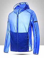 cheap -Men's Sports Jacket - Contemporary Hooded / Long Sleeve