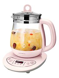 Недорогие -Электронный горшок Cool стекло / ABS + PC Термопечи / Водяные печи 220 V 1000 W Кухонная техника