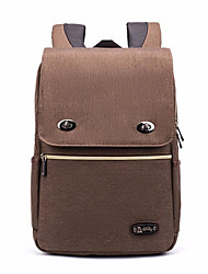 cheap -Women's Bags Polyester / Nylon School Bag Zipper Camel / Gray / Navy Blue