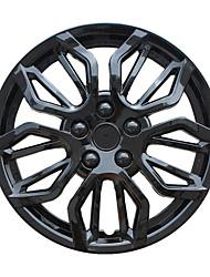 abordables -1 Pièce Bouchon de moyeu 14 pouces Mode Plastique / Métal Couvre-rouesForUniversel General Motors Toutes les Années