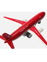 baratos -Avião Ônibus Veículos Aeronave Vista da cidade Legal Requintado Metal Adolescente Todos Para Meninos Para Meninas Brinquedos Dom 1 pcs