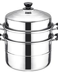abordables -Casseroles Acier Inoxydable Irrégulier Batteries de cuisine 1 pcs