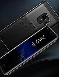 billiga -fodral Till Samsung Galaxy S9 Plus / S9 Frostat Skal Enfärgad Mjukt TPU för S9 / S9 Plus