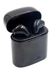 preiswerte -Factory OEM LX-i7s EARBUD Bluetooth 4.2 Kopfhörer Kopfhörer ABS + PC Handy Kopfhörer Mit Mikrofon / Mit Ladebox Headset