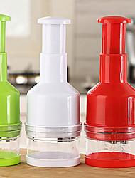 abordables -Herramientas de cocina El plastico Simple / Ecológica / Utensilios Herramientas Para Vegetales y Verduras Múltiples Funciones / de las frutas / para vegetal 1pc