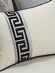 economico -1 pezzi Tessuto sintetico Monogramma, Fantasia geometrica / Modello Con stampa / Moderno