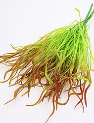 Недорогие -Искусственные Цветы 2 Филиал С креплением на стену Пастораль Стиль Pастений Цветы на стену