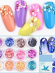 economico -Gioielli per unghie Colorato manicure Manicure pedicure Moderno / Di moda Da tutti i giorni