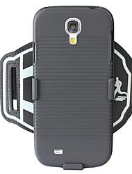 baratos -Capinha Para Samsung Galaxy S8 / S7 Bandas de Braço / Antichoque Faixa de Braço Sólido Rígida PC para S4