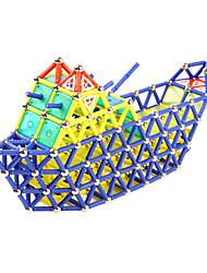 Недорогие -Магнитные палочки 800 pcs Креатив трансформируемый / Взаимодействие родителей и детей Все Подарок
