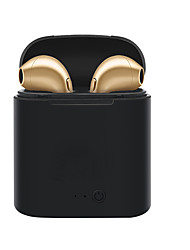 Недорогие -Factory OEM I7S TWS EARBUD Bluetooth 4.2 Наушники наушник пластик / Пластиковый корпус Eзда наушник Новый дизайн / Стерео / С регулятором громкости наушники