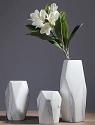 Недорогие -Искусственные Цветы 0 Филиал Классический Стиль / европейский Ваза Букеты на стол