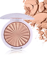 cheap -12 Colors Powders Bronzers Highlighters 3000 pcs Dry / Mineral / Combination Long Lasting / Uneven Skin Tone / Natural Highlighter China Contemporary / Fashion Comfy / lasting Wedding Party / Daily