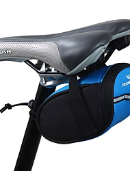 cheap -0.9 L Bike Saddle Bag Portable, Lightweight, Easy to Install Bike Bag 300D Polyester Bicycle Bag Cycle Bag Bike