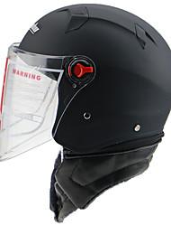 abordables -SENHU SH-975 Casque Bol Adultes Unisexe Casque de moto Antibrouillard / Solidité / Anti-Choc