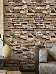 economico -sfondo Vinile Rivestimento pareti - Auto-adesivi 3D / Pietra