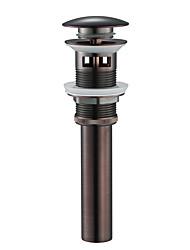 Недорогие -Аксессуары к смесителю - Высшее качество - Современный Латунь Всплывающая вода с переполнением - Конец - Старая медь