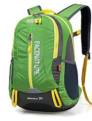 baratos -20 L Zainetti - Respirabilidade Ao ar livre Equitação, Campismo, Viagem Tecido Oxford Preto, Verde, Azul