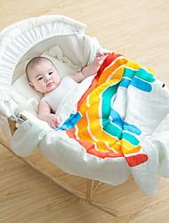 Недорогие -Дети (1-4 лет) Универсальные Однотонный Одеяло