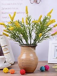 preiswerte -Künstliche Blumen 1 Ast Klassisch Modern / Zeitgenössisch / Simple Style Ewige Blumen / Vase Tisch-Blumen