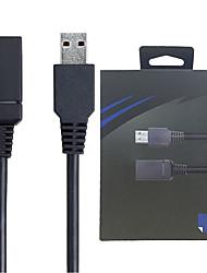 abordables -Cable Para PS4 ,  Portátil Cable Silicona 1 pcs unidad