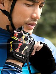 abordables -SPAKCT Gants sport Gants de vélo, Gants de Cyclisme Avion-école / Vestimentaire / Respirable Les mitaines Térylène / Nylon / uréthane Poly Cyclisme / Vélo Homme