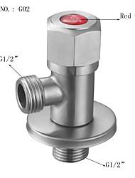 baratos -Acessório Faucet - Qualidade superior - Feito na China / Fixado Aço + Borracha / Revestimento em Metal Standard-SIM / Rigidez - Terminar - Aço Inoxidável