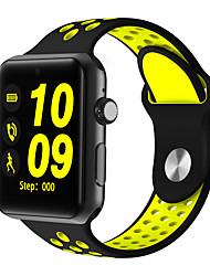 baratos -Relógio inteligente DM09Plus para Calorias Queimadas / Chamadas com Mão Livre / Câmera / Distancia de Rastreamento / Pedômetros Podômetro / Aviso de Chamada / Monitor de Atividade / Monitor de Sono