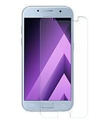 Недорогие -Samsung GalaxyScreen ProtectorA5 (2017) Уровень защиты 9H Защитная пленка для экрана 1 ед. Закаленное стекло