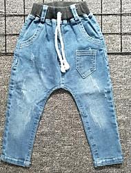 preiswerte -Baby Jungen Solide Jeans